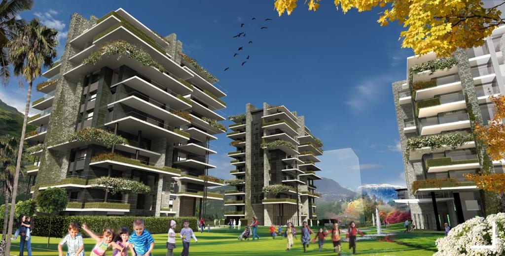Prati di gries city planning bolzano architect merano for Casa design bolzano