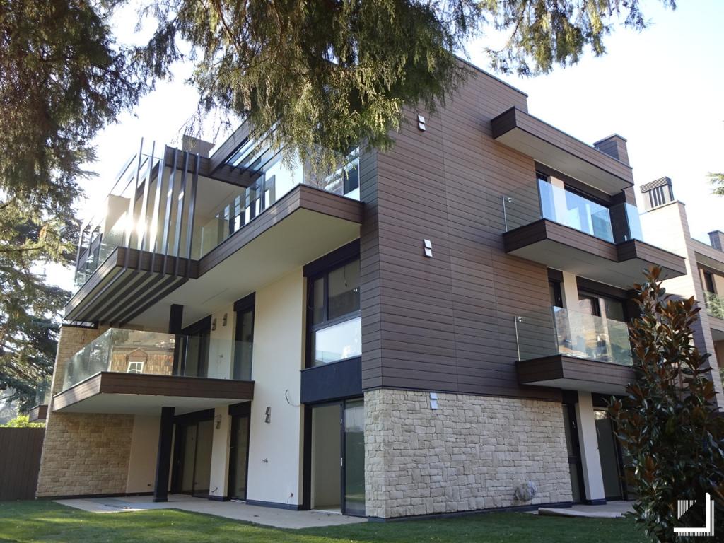 Villa klee and villa mondrian interior planner bolzano interior designer merano bressanone architect - Progetto casa design ...